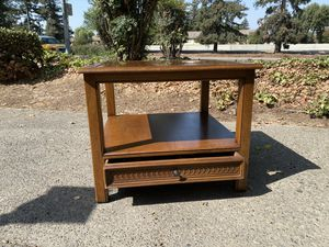 Solid wood coffee table for Sale in Modesto, CA