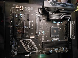 Ryzen X370 SLI Plus Motherboard for AM4 for Sale in Stanton, CA