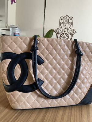 Chanel authentic tote bag for Sale in San Diego, CA
