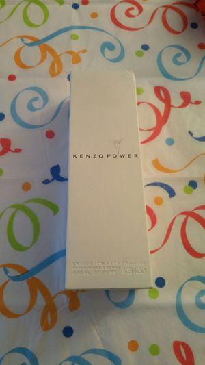 KENZO POWER cologne for Men, 2.0oz bottle. for Sale in Austin, TX