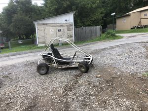 Go cart will not ship or delver for Sale in Clarksburg, WV