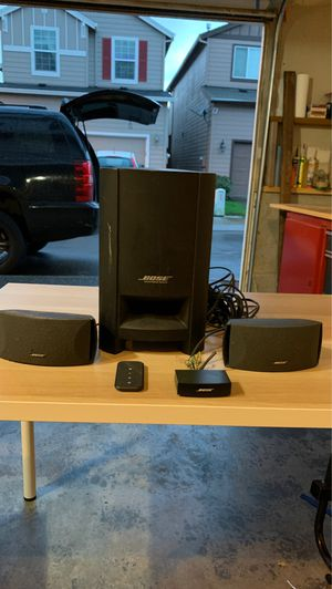 Bose cinemate series II digital home theater system for Sale in Hillsboro, OR