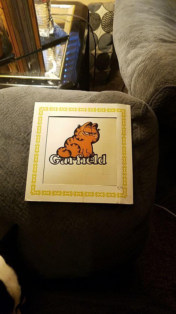 Garfield Mirror