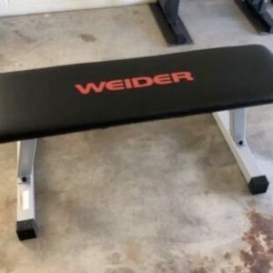 Weider Flat Bench for Sale in Issaquah, WA