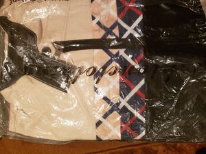 BURBERRY BLACK FASHIONED TYPE TRACK JACKET size L *BRAND NEW* for Sale in Metairie, LA