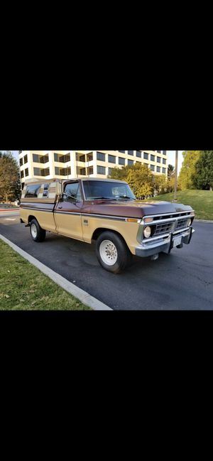 1976 FORD F-250 CAMPER SPECIAL 2WD for Sale in Los Angeles, CA
