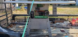 Hitachi Table Saw for Sale in Crestview, FL