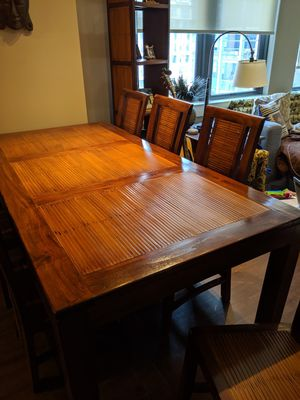 Dinning room table 6 chairs for Sale in Washington, DC