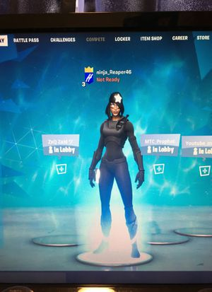 trade for sythe pickaxe account for Sale in Vancouver, WA