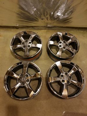 "18"" Chrome Rims for Sale in Kettering, MD"