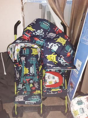 Costaco double stroller for Sale in Alton, IL