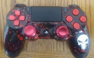 PS4 Controller - Punisher Custom for Sale in Grand Island, NE
