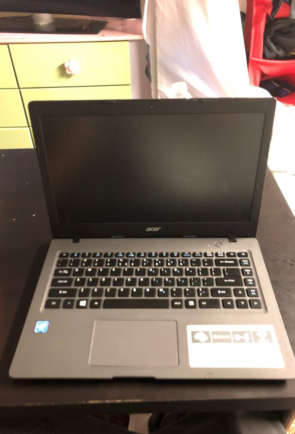 Acer laptop need gone ASAP