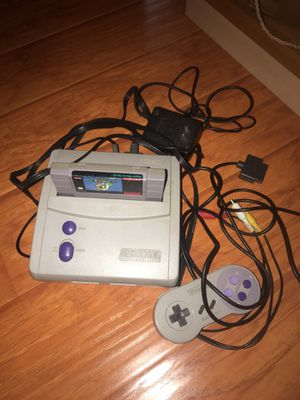 Super Nintendo for Sale in Beverly Hills, CA
