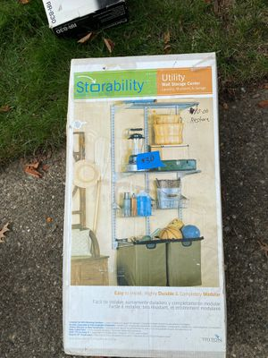 Utility wall shelf storage new in box for Sale in Pittsburgh, PA