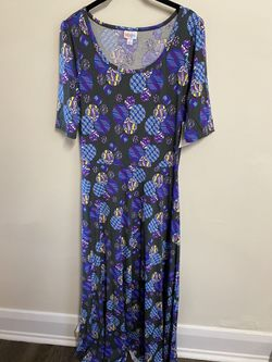 Brand New Lularoe Ana Maxi Dress Size XL Aline Style for Sale in Muncy,  PA