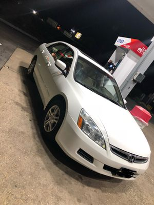 2006 Honda Accord 6 Cylinder for Sale in Silver Spring, MD