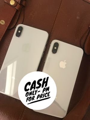 I have one left! iPhone X 64GB compatible with Sprint and Verizon for Sale in San Angelo, TX