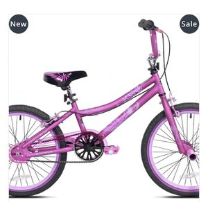 Like NEW 20' BMX Girls bike. .. (only needs air in tire) for Sale in Laurel, MD