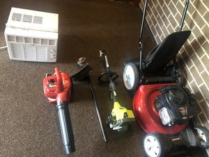 Lawn equipment for Sale in Baltimore, MD