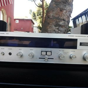SÚPERSCOPE RECEIVER BY MARANTZ MODEL 300 for Sale in Long Beach, CA