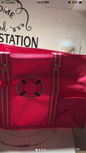 Thirty-one tote bag with nautical sign. Excellent condition non smoking family. for Sale in Clearwater, FL