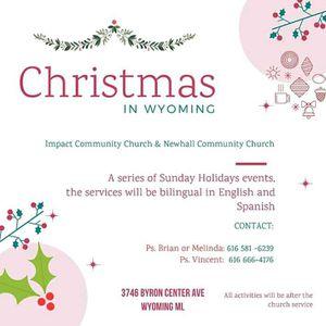 Free Christmas Event/Evento Gratis de Navidad for Sale in Grand Rapids, MI