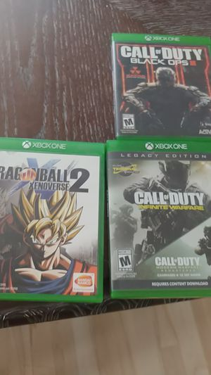 Call of duty for Sale in Lewisville, TX