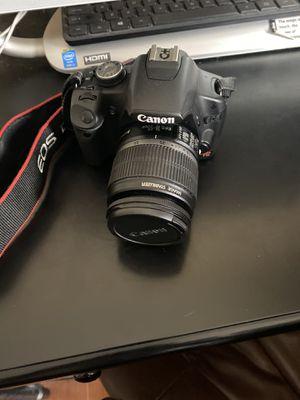Canon rebel xti for Sale in Schertz, TX