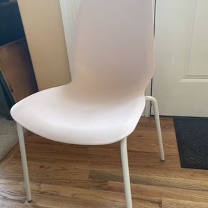 IKEA Leifarne chair, light pink for Sale in Beaverton, OR