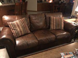 Genuine leather furniture for Sale in Vancouver, WA