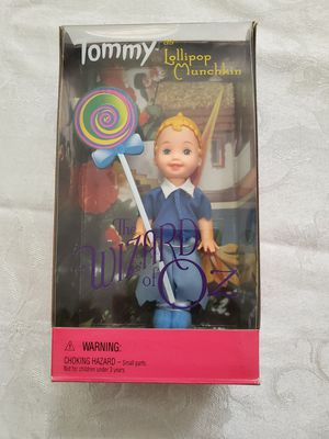 Wizard of Oz Lollipop Tommy Barbie Doll for Sale in Alafaya, FL