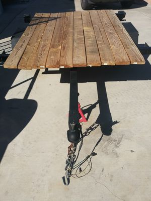 5x6 trailer. For motorcycle or quad or ... for Sale in Las Vegas, NV