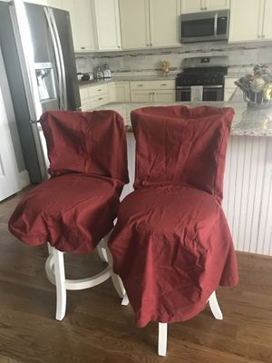 Pottery barn chair covers for Sale in Wake Forest, NC