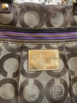 Authentic Coach bag/tote for Sale in Denver, CO