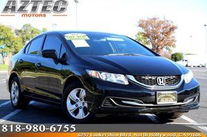 2015 Honda Civic Sedan for Sale in Los Angeles, CA