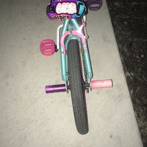 freestyle bicycle girl for Sale in Pflugerville, TX