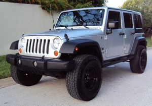 NO ISSUES - LIKE NEW /JEEP WRANGLER 07 * BOSE SOUND for Sale in Dallas, TX