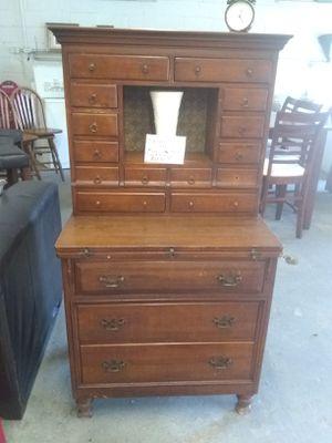 Vintage Secretary Desk for Sale in Gaffney, SC