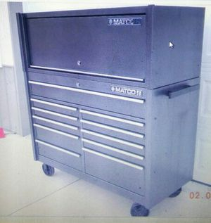 Matco Toolbox for Sale in Chantilly, VA