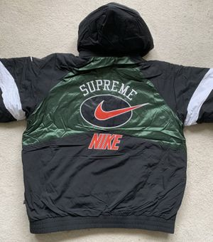 Supreme Nike hooded sport jacket medium for Sale in Salinas, CA