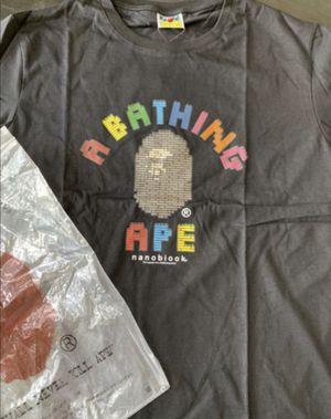 NEW AUTHENTIC BAPE T-SHIRT XL for Sale in Falls Church, VA
