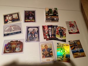 Autographed NFL Jon Kitna and specialty cards for Sale in Tacoma, WA