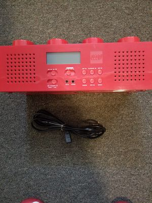 Lego Cd Radio 🔥 for Sale in Maple Heights, OH