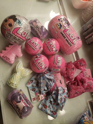 LOL Dolls - Babies - Girls for Sale in San Antonio, TX