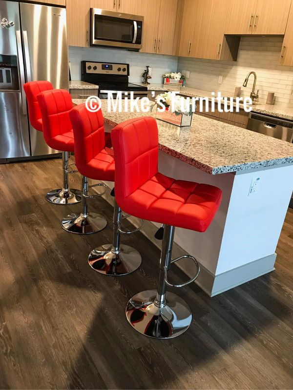 NEW Adjustable Bar Stools, Dining Chairs, Kitchen Chairs, Vanity Chair, Makeup Chair