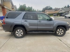 Rims and Tires (2004 Toyota 4Runner) for Sale in San Diego, CA