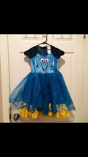 Disney Finding Dory costume for a girl for Sale in Ontario, CA