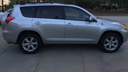 Nice 2007 Toyota RAV4 Limited FWDWheels One Owner-qwfsasg for Sale in Boise,  ID
