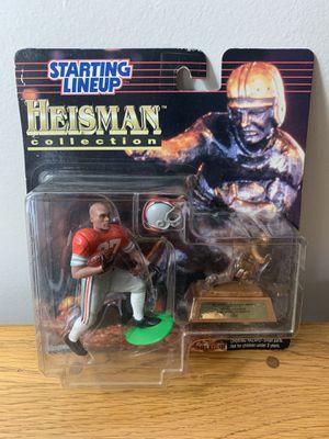 Eddie George Heisman Action Figure for Sale in Tampa, FL